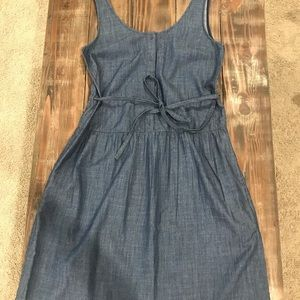 Size Small Gap Casual denim dress